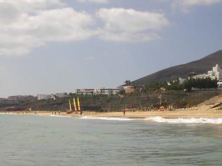Strand - Strand Playa de Esquinzo / Playa de Butihondo