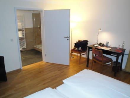 Standardzimmer - AKZENT Hotel Brauerei Hotel Hirsch