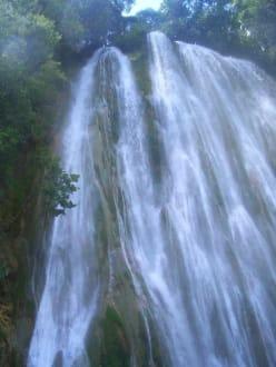 El Limon - Wasserfall Saltos de Limon