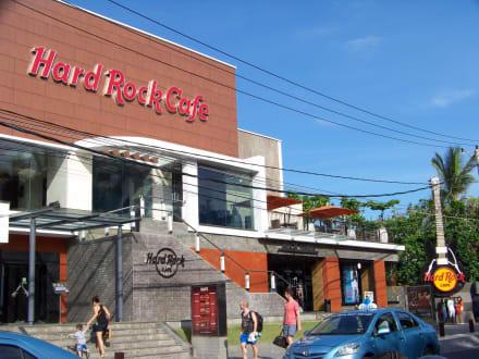 Aussenansicht  - Hard-Rock Cafe