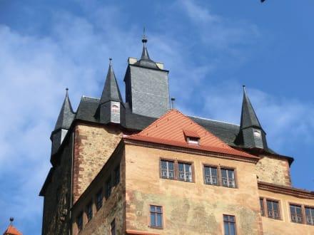 Burg - Burg Kriebstein