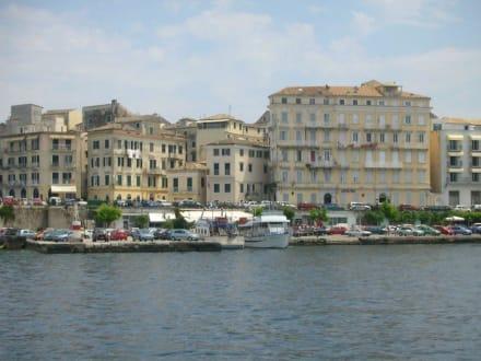 Zentrum - Hafen Korfu Stadt/Kerkyra
