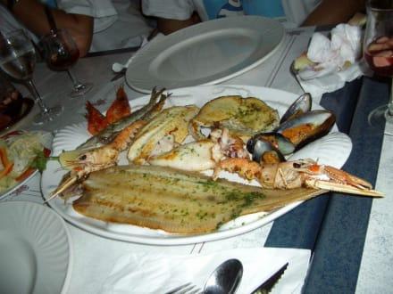 Fischplatte - Ca'n Emilio