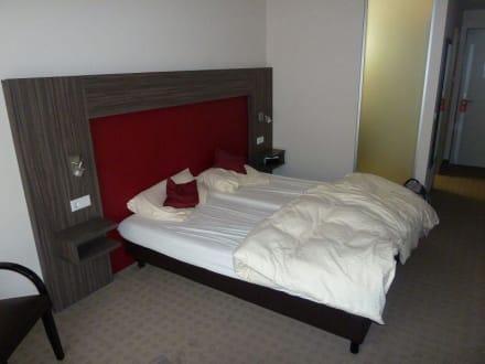 Bett - Hotel Linner