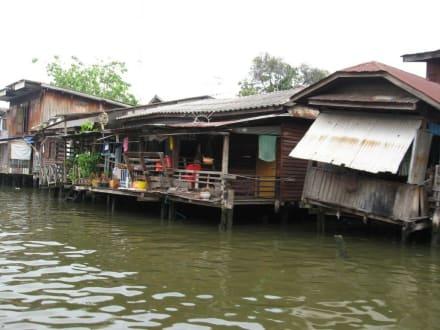 Klong Rundfahrt - Klong Tour
