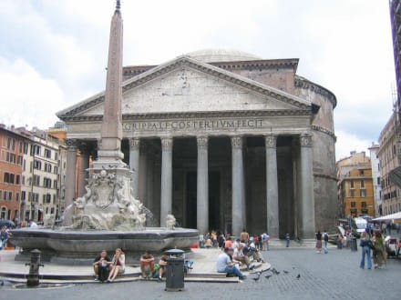 Pantheon - Piazza de Pantheon