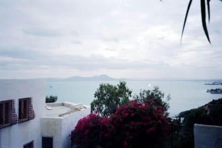 Sidi Bou Said  (praktisch ein Vorort von Tunis) - Künstlerdorf Sidi Bou Saïd