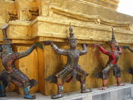 Grand Palace in Bangkok - Wat Phra Keo und Königspalast / Grand Palace