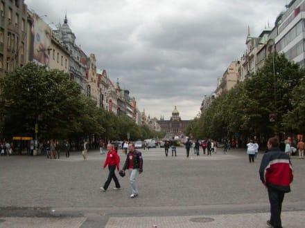 Der Wenzelsplatz - Wenzelsplatz