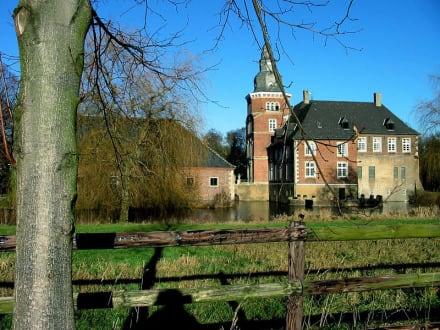 Schloss Sandfort bei Olfen - Schloss Sandfort