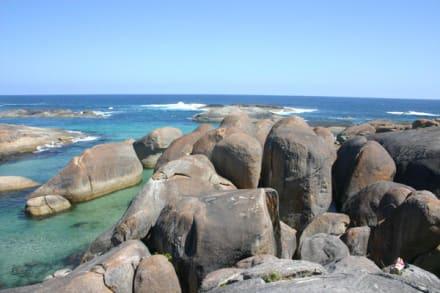 Elephant Rocks - William Bay