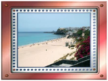 Strand auf Fuerteventura kurz vor Morro Jable - Strand Morro Jable