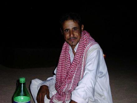 Der Chef in der Wüste - Quad Tour Safaga