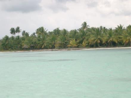 blick richtung saona strand - Isla Saona