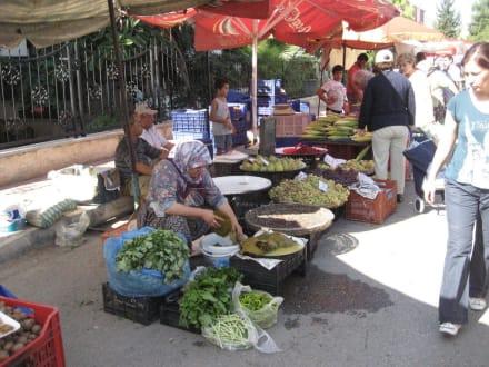 Bauernmarkt Antalya - Bazar