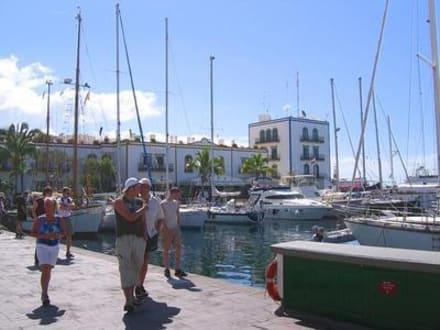 Am Hafen - Hafen Puerto de Mogán