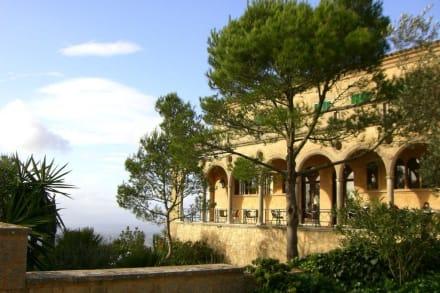 Santuari de Nostra - Santuari de Nostra Senyora de Gracia