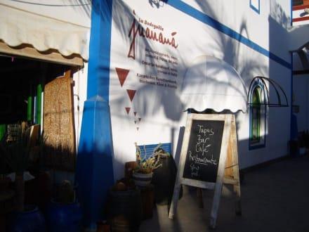 Hinweis - Restaurant La Bodeguilla