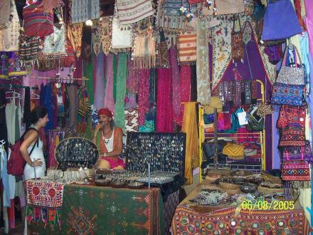 Hippiemarkt - Hippiemarkt Las Dalias
