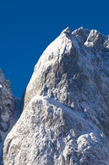 Imposanter Gebirgszug Dachstein West - Dachstein West