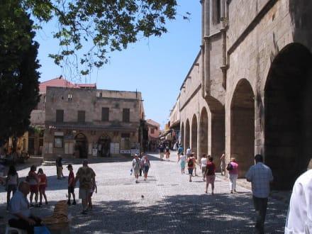 Altstadt Rhodos Stadt - Altstadt Rhodos Stadt