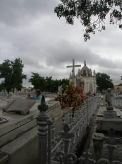 Havanna - Friedhof Cementerio Cristóbal Colón