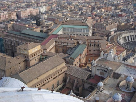 Vatikan - Petersdom