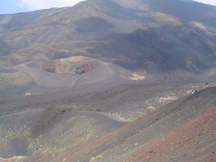 Etna - Vulkan Ätna