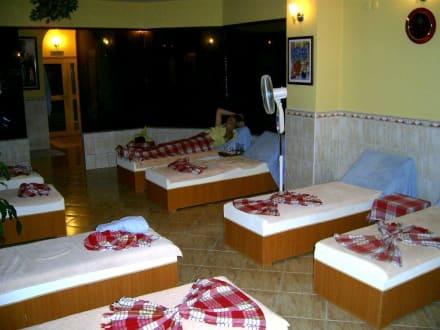 Ruheraum - Hamam im Annabella Beach Hotel