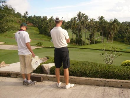 Santiburi Golf & Country Club - Santiburi Golf