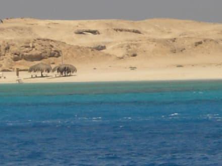 Insel - Schnorcheln Hurghada