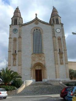 Kirche Sant Joan Bautista - Kirche Sant Joan Bautista