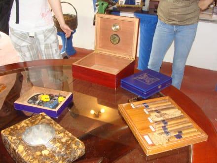Die Utensilien - Domenico Zigarren Manufactur