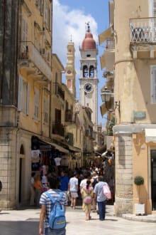 Ag. Spyridon - Altstadt Kerkyra/Korfu Stadt