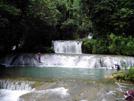 Wasserfälle - YS Falls / Y.S. Wasserfälle