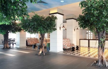 Lobby - Hotel Herods Tel Aviv