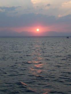 Sonnenuntergang - Schnorcheln Hurghada