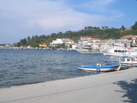 Limenas - alter Hafen - Fischereihafen Limenas