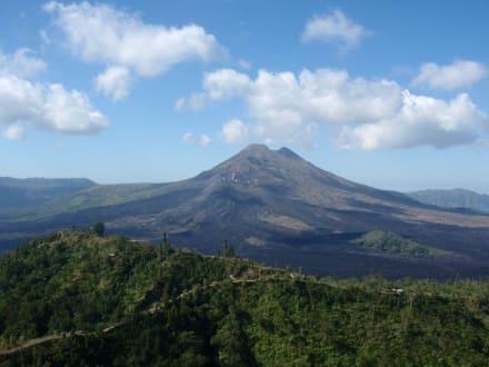 Vulkan - Batur Vulkan