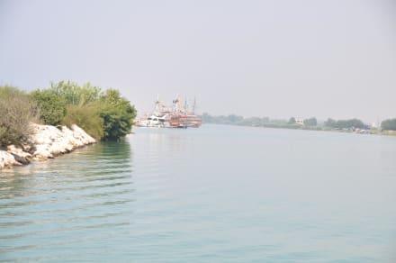Manavgat-Fluss - Bootstour Calypso Colakli