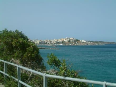 Agios Nikolaos - Strandpromenade Agios Nikolaos