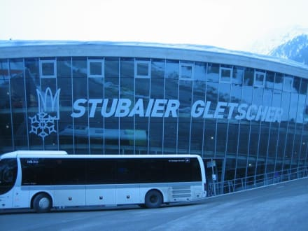 Talstation - Stubaier Gletscher