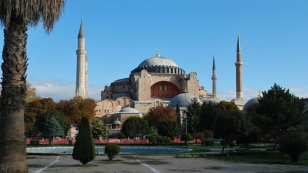 Religious sites (churches, temples, etc.) - Hagia Sophia / Ayasofya Museum