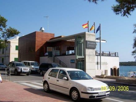 Cafe in Porto Colom - Sa Llotja