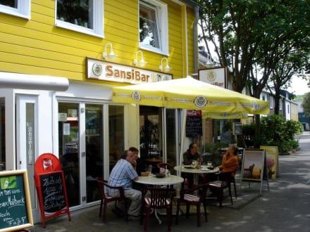 Die SansiBar Helgoland - SansiBar