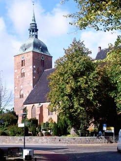 Ev. Kirche v. Burg - Kirche St. Nikolai