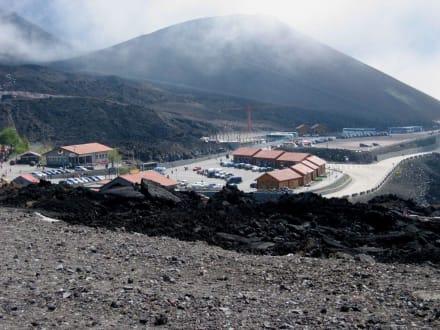 Ätna - Vulkan Ätna