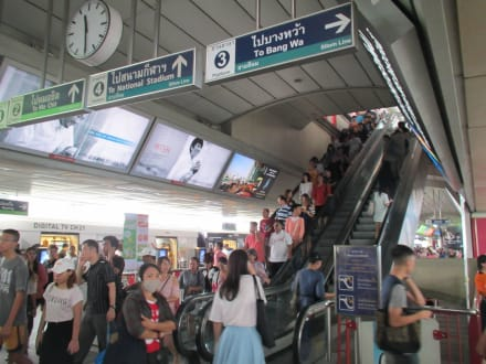 Bangkok - Transport