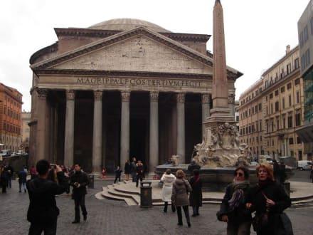 Außenansicht - Pantheon