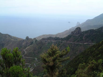 Im Anaga Gebirge - Anaga Gebirge